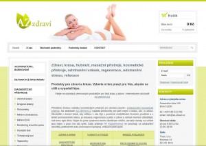 Az-zdraví.cz - přístroje pro krásu a zdraví