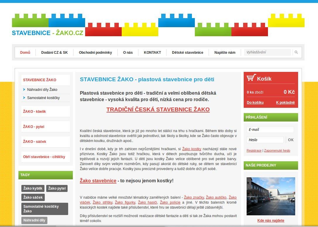Stavebnice-Žako.cz