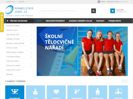 Rehabilitace-sport.cz